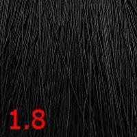 Крем-краска KEEN COLOUR CREAM 1.8, иссиня-черный, 100 мл