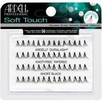 Пучки ресниц Ardell Soft Touch безузелковые, ультралегкие, короткие
