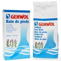 Ванна Gehwol для ног, 400 г