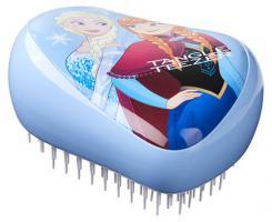 Расческа Tangle Teezer Compact Styler Disney Frozen, голубой