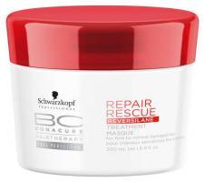 Маска восстанавливающая Schwarzkopf professional BONACURE Repair Rescue для поврежденных волос, 200 мл