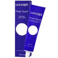 Крем-краска стойкая Concept Profy Touch для волос, темно-каштановый 4.75, 100 мл
