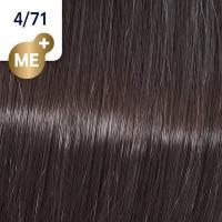 Крем-краска стойкая Wella Professionals Koleston Perfect ME + для волос, 4/71 Тирамису