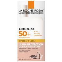 Флюид тонирующий La Roche-Posay Anthelios SPF 50+ для лица и кожи вокруг глаз, 50 мл