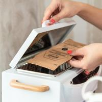 Крафт-пакеты бумажные Aviora для стерилизации самозапечатывающиеся, коричневые, 100х200, 100 шт