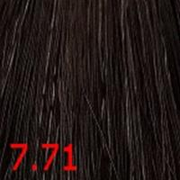Крем-краска KEEN COLOUR CREAM 7.71, кораллово-коричневый, 100 мл