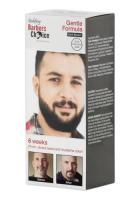 Камуфляж бороды Godefroy Barbers Choice, темно-коричневая, 3 капсулы