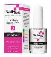 Укрепитель и усилитель Nail Tek для роста сухих, ломких ногтей, 15 мл