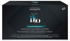 Набор L'Oreal Professionnel Blond Studio Instant HighLights, осветляющий крем + инструмент + фольга