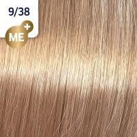 Крем-краска стойкая Wella Professionals Koleston Perfect ME + для волос, 9/38 Светлая сепия