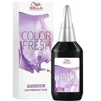 Краска Wella Professionals Color Fresh Silver для волос 0/89 жемчужный сандрэ, 75 мл