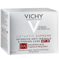 Крем-уход дневной Vichy Liftactiv Supreme SPF 30 против морщин для упругости кожи, 50 мл