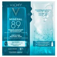 Экспресс-маска Vichy Mineral 89 на тканевой основе из микроводорослей, 29 г