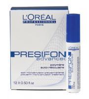 Уход L'Oreal Professionnel Presifon Advanced перед завивкой, 12x15 мл