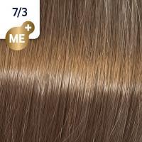Крем-краска стойкая Wella Professionals Koleston Perfect ME + для волос, 7/3 Лесной орех