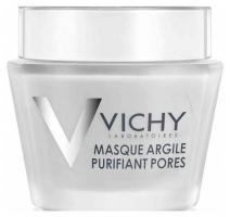 Маска очищающая поры Vichy Mineral Masks, 75 мл