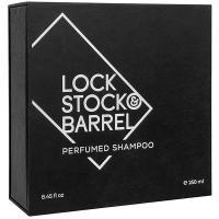 Шампунь парфюмированный Lock Stock & Barrel Reconstruct для тонких волос, 250 мл