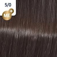 Крем-краска стойкая Wella Professionals Koleston Perfect ME + для волос, 5/0 Светло-коричневый натуральный