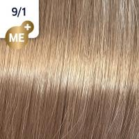 Крем-краска стойкая Wella Professionals Koleston Perfect ME + для волос, 9/1 Кремовое облако