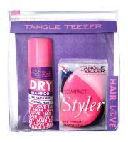 Набор Tangle Teezer Festival Pack сухой шампунь и расческа