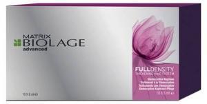 Ампулы Matrix Biolage FullDensity для активации роста волос, 10 х 6 мл