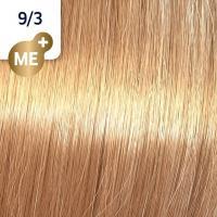 Крем-краска стойкая Wella Professionals Koleston Perfect ME + для волос, 9/3 Кленовый сироп