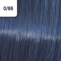 Крем-краска стойкая Wella Professionals Koleston Perfect ME + для волос, 0/88 Синий интенсивный