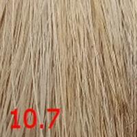 Крем-краска KEEN COLOUR CREAM 10.7, ультра-светлый коричневый блондин, 100 мл
