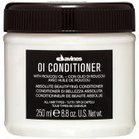 Кондиционер Davines Oi для абсолютной красоты волос, 250 мл