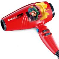 Фен BaByliss PRO Rapido Red, 2200 W