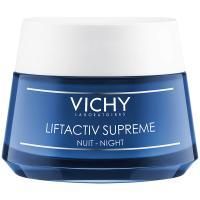 Крем ночной Vichy Liftactiv Supreme против морщин, 50 мл