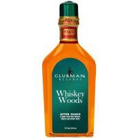 Лосьон Clubman Whiskey Woods после бритья, 180 мл
