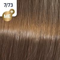 Крем-краска стойкая Wella Professionals Koleston Perfect ME + для волос, 7/73 Лесной орех