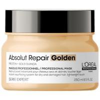 Маска L'Oreal Professionnel Serie Expert Absolut Repair Golden для восстановления поврежденных волос, 250 мл