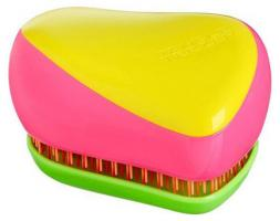 Расческа Tangle Teezer Compact Styler Kaleidoscope, желтая