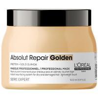 Маска L'Oreal Professionnel Serie Expert Absolut Repair Golden для восстановления поврежденных волос, 500 мл