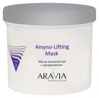 Маска альгинатная Aravia Professional с аргирелином, 550 мл