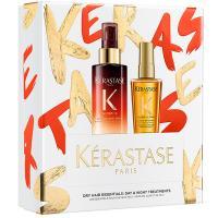 Набор новогодний Kerastase Nutritive 2021, сыворотка ночная, 90 мл + масло, 50 мл