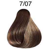 Крем-краска Londa Color интенсивное тонирование Extra-Coverage для волос, 7/07, 60 мл