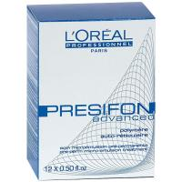 Уход-концентрат L'Oreal Professionnel Presifon Advanced перед химической завивкой, 12 х 15 мл