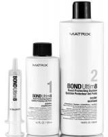 Набор Matrix Bond Ultim8 для защиты волос во время окрашивания, 21 аппликация, 1х125мл + 1х250мл