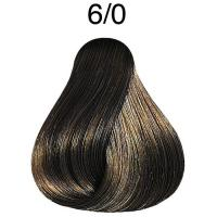 Крем-краска стойкая Londa Color для волос, темный блонд 6/0