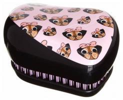 Расческа Tangle Teezer Compact Styler Pug Love, розовый
