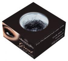 Ресницы искусственные черные Alessandro Great Lashes в блоке, полный изгиб, размер 13