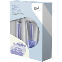 Набор подарочный Londa Professional Color Revive Blonde & Silver, шампунь, 250 мл + маска, 200 мл
