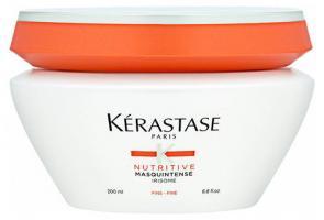 Маска Kerastase Nutritive Masquintense для сухих и очень сухих волос, 200 мл