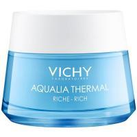 Крем увлажняющий насыщенный Vichy Aqualia Thermal для сухой кожи, 50 мл