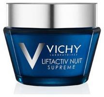 Крем ночной от морщин Vichy Liftactiv Supreme для лица, 50 мл