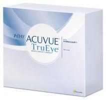 Линзы контактные однодневные Johnson&Johnson 1-DAY Acuvue TrueEye D+3.50 R8.5, 180 шт.