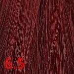 Крем-масло тонирующее KEEN Soft Oil Colour Cream без аммиака, 6.5, темный рубиново-красный, 100 мл